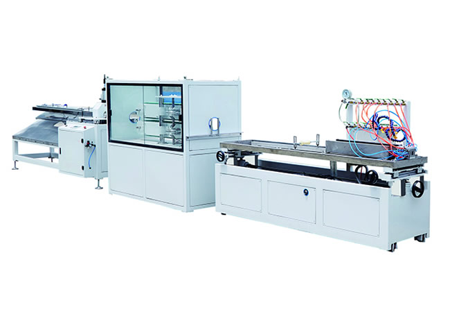 PC / PMMA / PS lampshade tube extrusion line