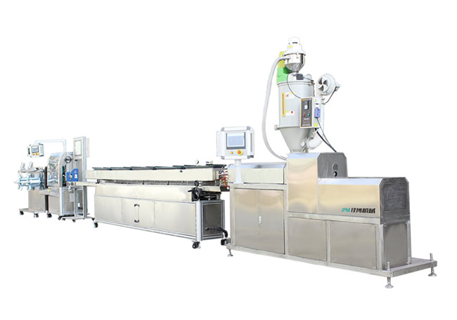 TPU / TPE / PE / PVC Medical Catheter & Precision Pipe Extrusion Line