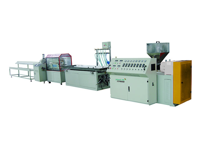 PVC / ABS Rolling Door Extrusion Line